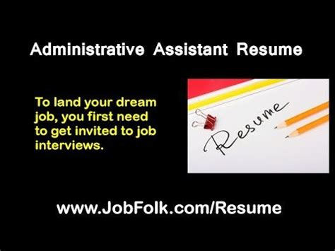 Impressive Sample Administrative Assistant Cover Letter